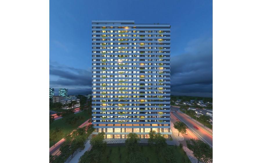 Căn hộ cao nhất khu Tây Nam Sài Gòn sở hữu hồ bơi chân mây tại tầng 26