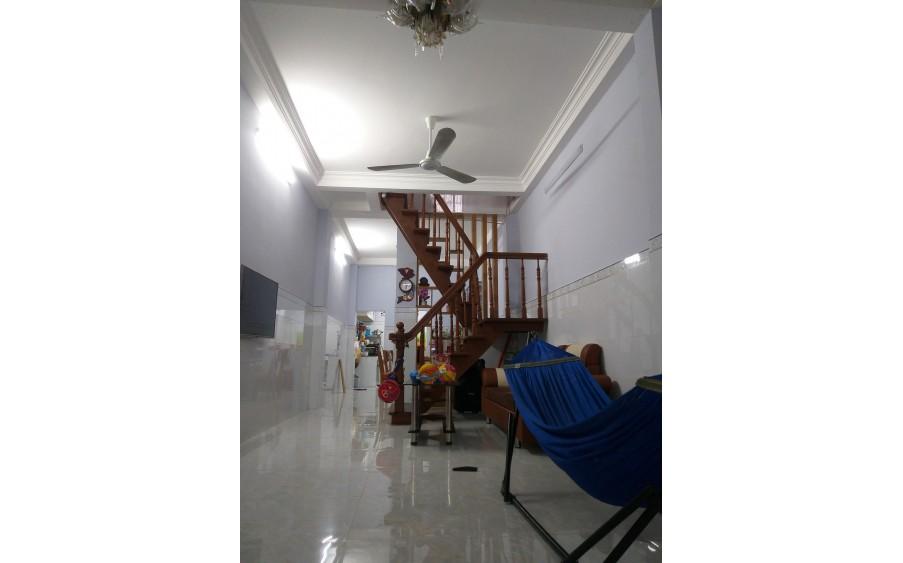 Bán nhà 1 trệt 1 lầu hẻm Lê Văn Việt, ngay chợ Nhỏ, ngân hàng Đông Á P.Hiệp Phú, Q9.