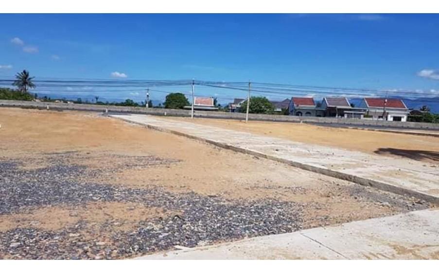 Bán ngay lô đất thuộc MT quốc lộ 1A, Ninh Hòa, Khánh Hòa, gần bãi biển Dốc Lết