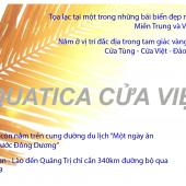 Aquatica cửa việt  kênh đầu tư sinh lời vững mạnh phồn vinh