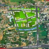Bán đất khu dân cư Lộc Phát 3, Vĩnh Hiệp Nha Trang, giá bán từ 838 triệu/lô