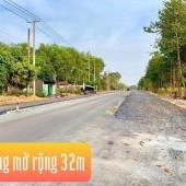 Bán đất mặt tiền 32m gần khu sân bay Long Thành