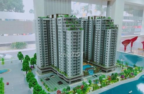 Chỉ 1,4 tỷ, sở hữu ngay căn hộ Conic Riveside 1PN, 50m2, Phường 7, Quận 8, Lh 0906863066