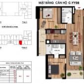 Cần bán căn hộ tại imperia 2pn-80m full nội thất giá 2,8tỷ bao tên