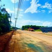CẦn bán lô đất 2 mặt tiền ngay sau lưng ủy ban  xã Phước Bình