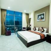Bán gấp toà khách sạn 3 sao khu Trần Duy Hưng.DT 160m2.Gía 46 tỷ