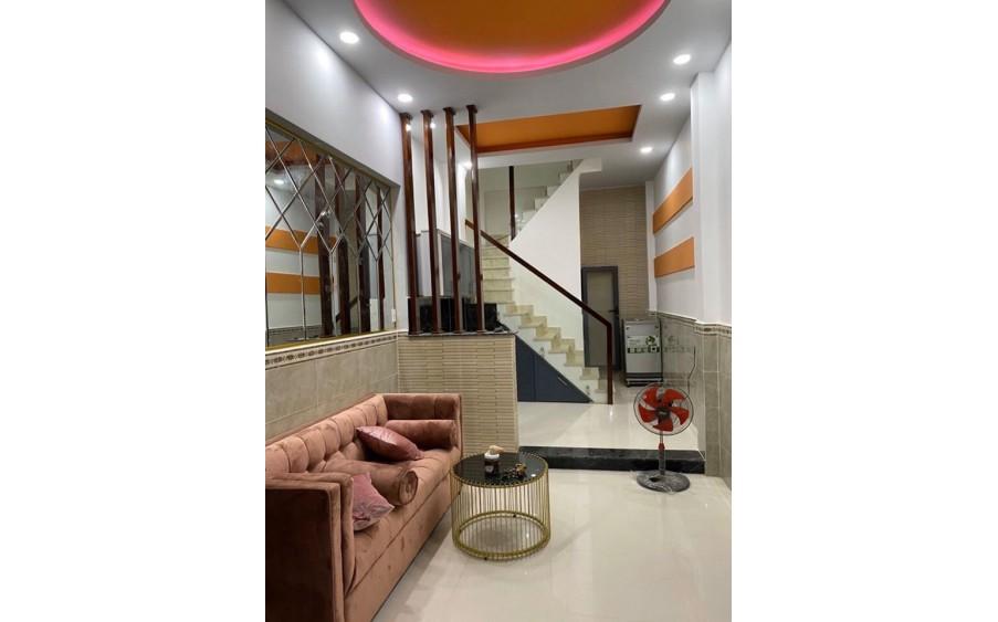 Bán nhà mới 2 PN_hẻm ga gác_đường Ba Tháng Hai_Giá 3,5 tỷ.