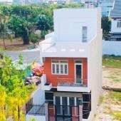 Nhà mới xây chính chủ cần bán ngay mặt tiền Đinh Đức Thiện giáp chợ Bình Chánh 1 km