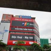 Cho thuê nhà lô góc mặt phố Nguyễn Hoàng - Mỹ Đình 120m2x5T, mt 23m cực đẹp giá ưu đãi.Lh 0974585078