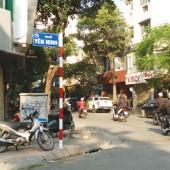 Bán nhà mặt phố Yên Ninh - Quán Thánh 64m2 MT 5m Kinh doanh tốt giá đầu tư