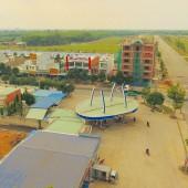 Đất Bàu Bàng diện tích 6x40 giá chỉ 300Tr sổ hồng riêng  thổ cư 100%