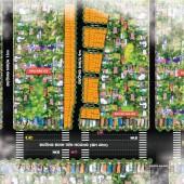 Bán đất mặt tiền trung tâm Cam Đức-mặt tiền đường Đinh Tiên Hoàng 40m