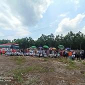 Tháng tới, gia đình đi định cư ở Mỹ, nên muốn bán gấp lô đất đẹp Huyện Chơn Thành - Bình Phước.