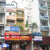 Cho thuê nhà mặt tiền Phan Đình Phùng 4.5x25m, giá 55tr/tháng LH 0984508***