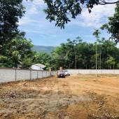 Bán đất Lương Sơn Hòa Bình 3770m2 tường bao vây xung quanh, cách đường QL6 tầm 3km, Hà Nội 33km