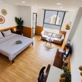 Cho thuê căn hộ cao cấp Orchard Garden, Quận Phú Nhuận, giá 11tr/th, 33m2, 1PN full nội thất, bao phí quản lý