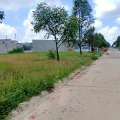 Có miếng đất 150m2, giờ về quê kinh doanh, gần trường, chợ, dân cư đông đúc