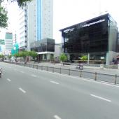 Tôi cần cho thuê nhà góc 2MT Nguyễn Văn TRỗi Phú NHuận , 18x25m ham 3lau sân thượng 0938500786