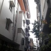 Nhà riêng ngõ 8 Láng Hạ, 60m2x5T, mt 6m, thông sàn, có sân, giá 22 tr/th