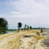 Lô đất trục đường thông , view sông thoáng mát, giá đầu tư