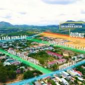 Đất nền tại Sun Garden Kon Tum, gần ngã ba Đông Dương  giá chỉ 3.3 triệu /m2