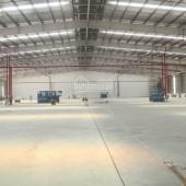 Cho thuê nhà xưởng 1500 m2, 3400 m2, 6800 m2 ở huyện Cần Đước, Long An. LH: 0843630059