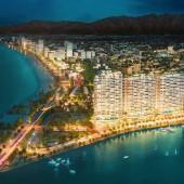 Mở bán căn hộ sổ lâu dài mặt đường Trần Phú view trực tiếp biển Nha Trang, 0945821338