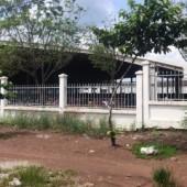 Bán đất Tân Phú - đất Nguyễn Hữu Thọ, 550tr 150m2, ngay sau trung tâm hành chính, SHR, TC