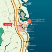KDC Đồng Đèo - Đất nền ven biển Phú Yên siêu đẹp. chỉ 2.9tr/m2 full thổ cư