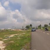Cần tiền sang nhượng lại lô đất khu dân cư hiện hữu sầm uất 250m2 thổ cư- sổ hồng riêng