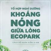 Ra mắt sản phẩm căn hộ khoáng nóng đầu tiên tại Hà Nội