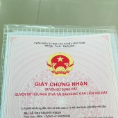 Chính chủ đang cần bán nhanh mảnh đất tại phường 1 TP Trà Vinh, Tỉnh Trà Vinh