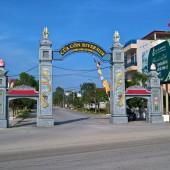 Bán đất đường giăng 2 đường ven biển quốc gia 60m nằm TT Hoàng Mai