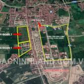 cần bán lô đất thuộc dự án dabaco 2, Thuận Thành, Bắc Ninh. LK01A Lô 9 giá công khai 37tr/m