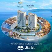 The Sailing Quy Nhơn bất động sản nghĩ dưỡng vị trí khan hiếm