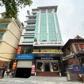 Cho thuê văn phòng, MBKD diện tích 95m2 mặt phố Trần Quốc Toản, Hoàn Kiếm giá 55tr/tháng