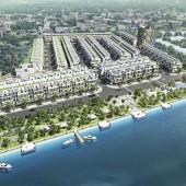 Nhà phố bên sông vàm cỏ đông giá chỉ 1xx tỷ /căn ( The Pearl Reverside )