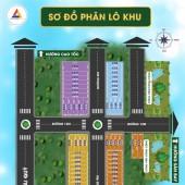 Dự án đất nền Nam An Eco Town - Hàm Thuận Bắc - Phan Thiết - Bình Thuận chỉ 990tr/lô sổ đỏ sẵn sàng