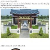 Nghĩa Trang Phía Bắc Vĩnh Hải công ty phân phối 150 lô