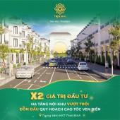 Đất nền dự án Đẹp Nhất tỉnh Thái Bình - Thiên Đường Đáng để đầu tư