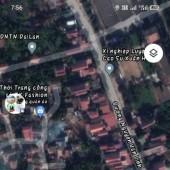 Gia đình cần bán gấp lô đất 125m2 ở Ngõ 43 Nguyễn Văn Linh, Phúc Yên ,Vĩnh Phúc