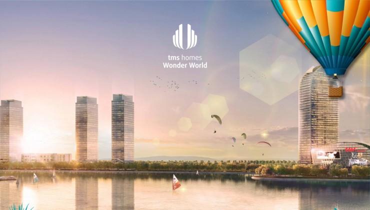 cơ hội đầu tư sinh lời cao với siêu phẩm TMS Home Wonder World