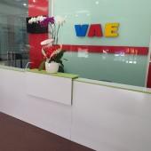 Cho thuê Văn phòng mặt tiền tòa nhà VAE Quận Tân Phú, có chỗ để xe, thang máy, bảo vệ, dịch vụ vệ sinh